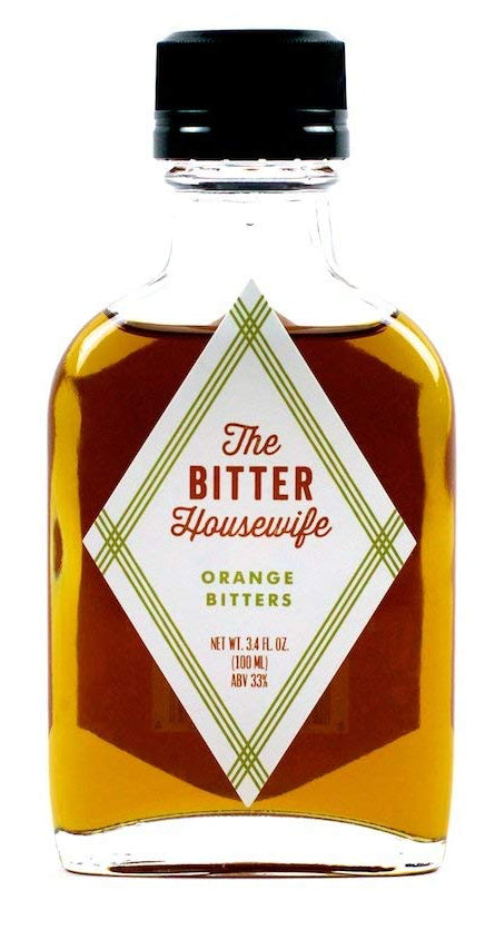 2020 Good Food Awards Finalist The Bitter Housewife orange bitters