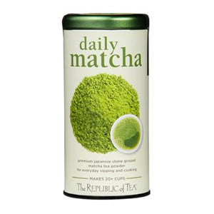 The Republic of Tea daily matchas