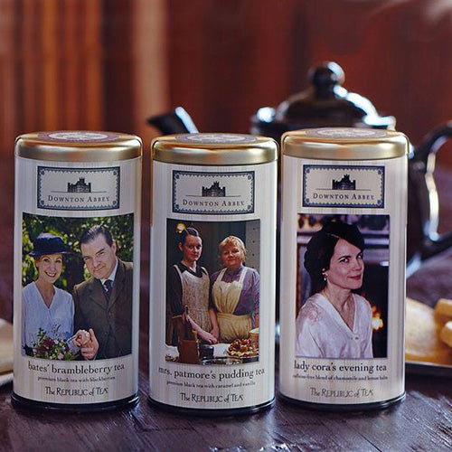 The Republic of Tea Downton Abbey Collection
