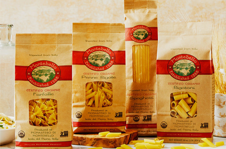 Montebello Pasta collection