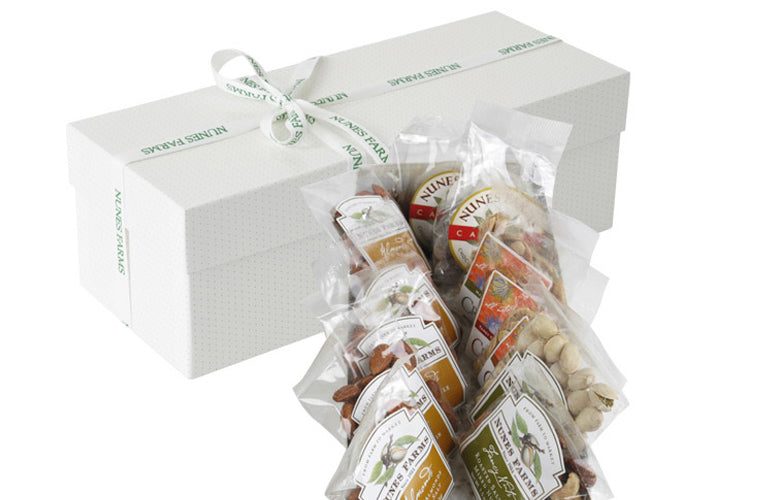 Nunes Farms snack gift pac