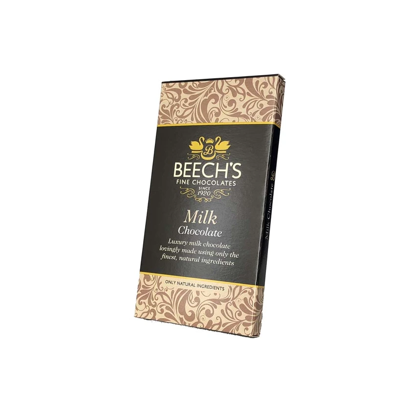 Beech's Fine Chocolates Milk Chocolate Bar