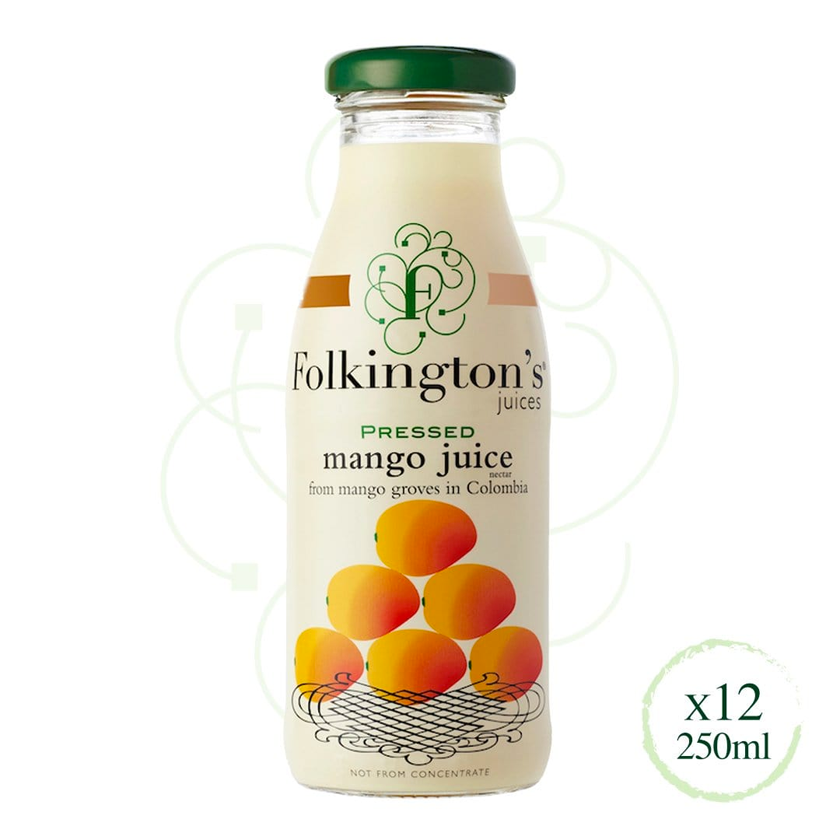 Folkington's Juices Mango Juice