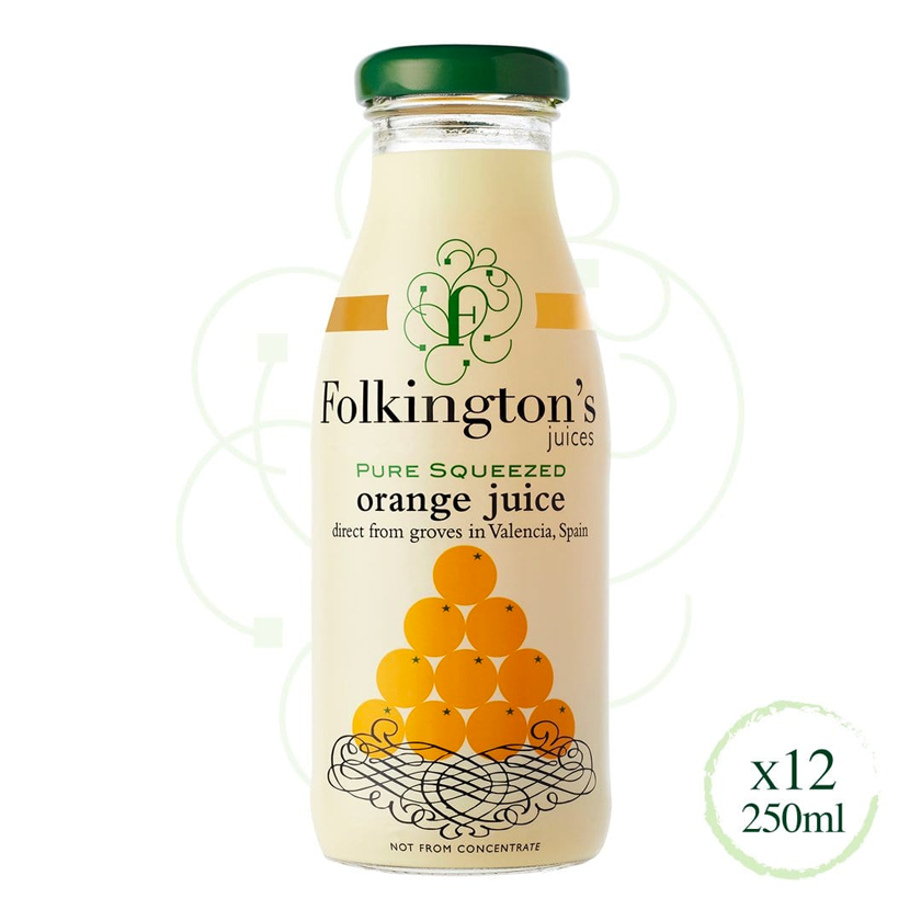 Folkington's Juices Orange Juice