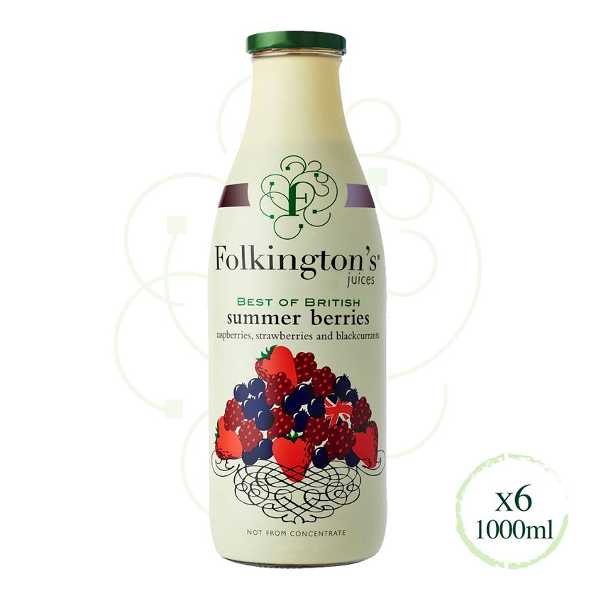 Folkington's Juices Summer Berries