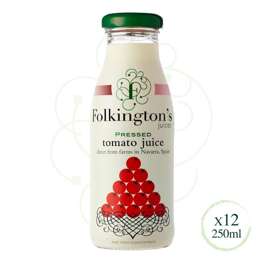Folkington's Juices Tomato Juice