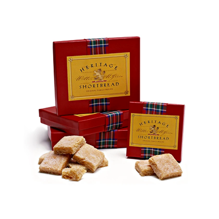 Heritage Shortbread Traditional Shortread (large box)