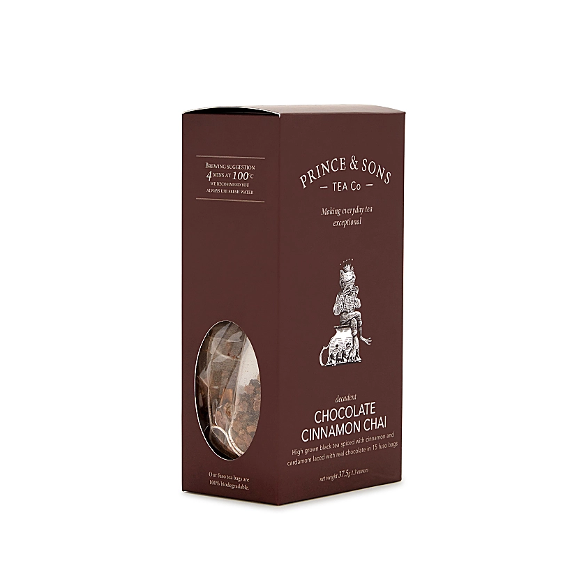 Prince & Son's Tea Cinnamon Chocolate Chai