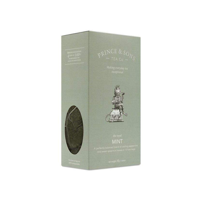 Prince & Son's Tea Mint