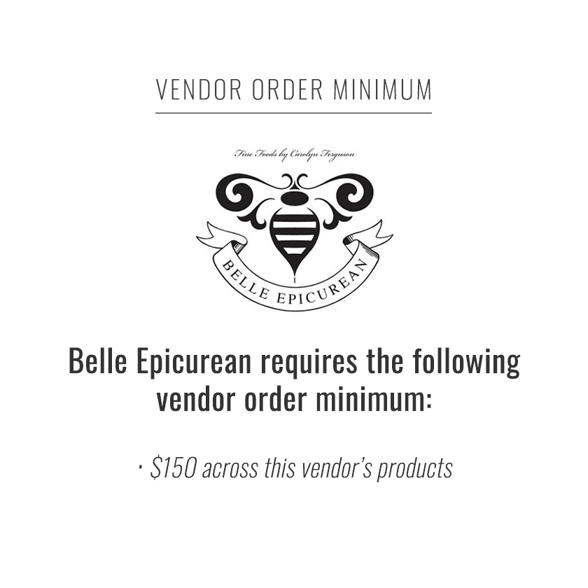 Belle Epicurean Cake Mix - Seattle Spice