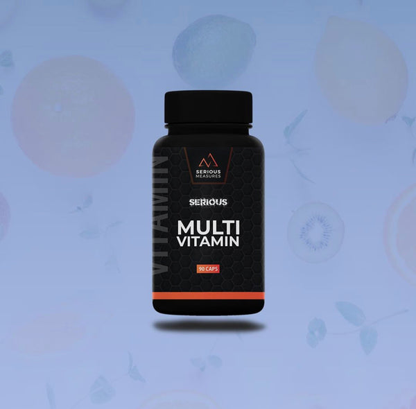 SERIOUS MULTI VITAMIN | 60 CAPSULES