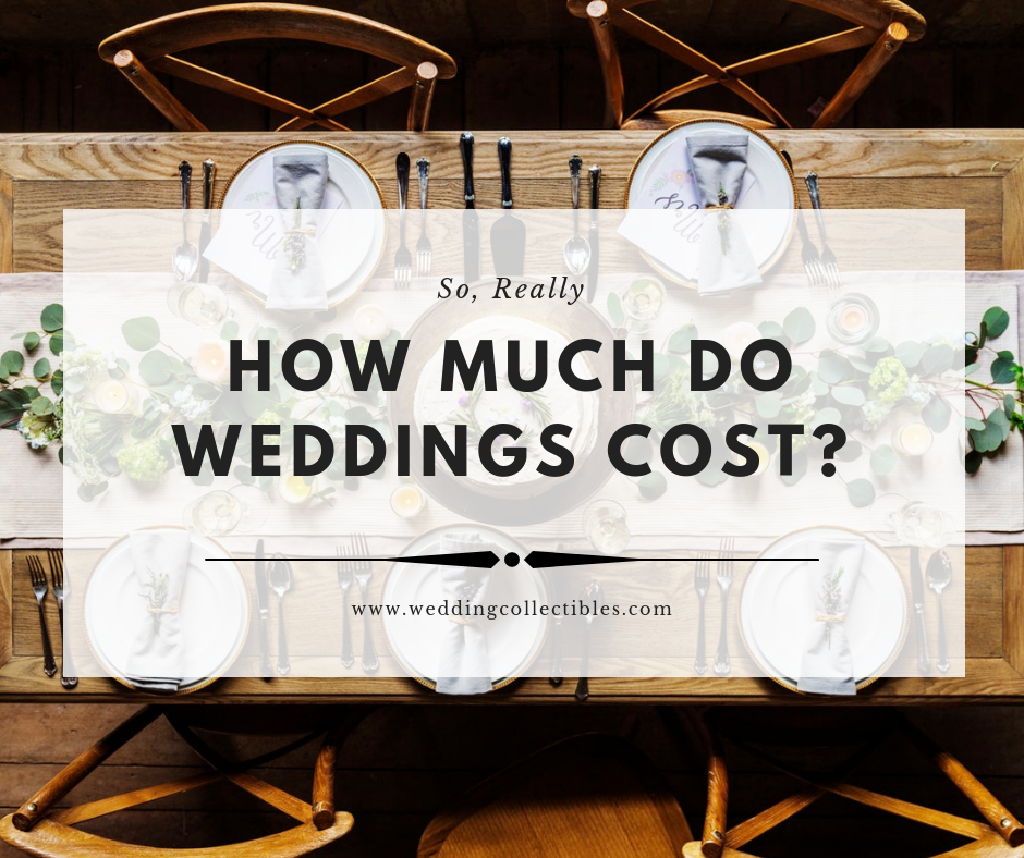 How Much Do Weddings Cost?