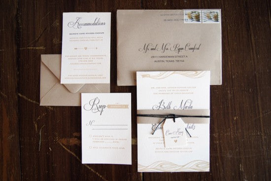 The Wedding Invitation: How to Pick the Perfect One