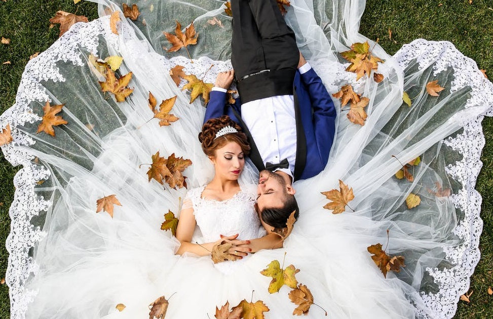 Top Three Autumn Wedding Themes in 2018