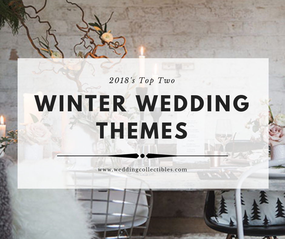2018's Top Two Winter Wedding Themes