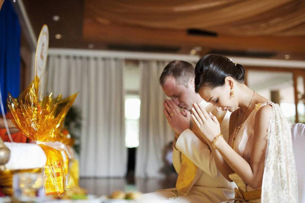 Weddings from the World: Buddhist Weddings