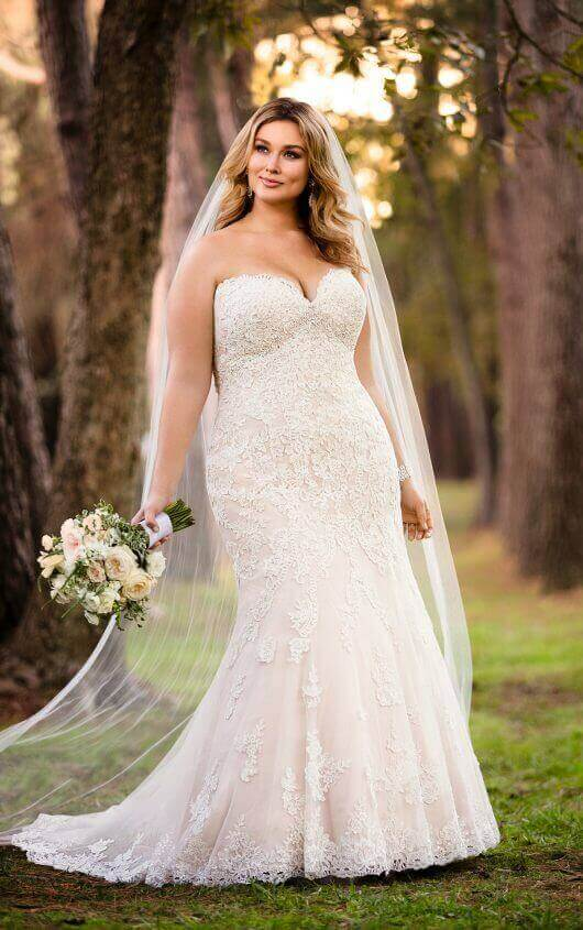 Plus Size Brides | How to Find the Perfect Dress | Part One
