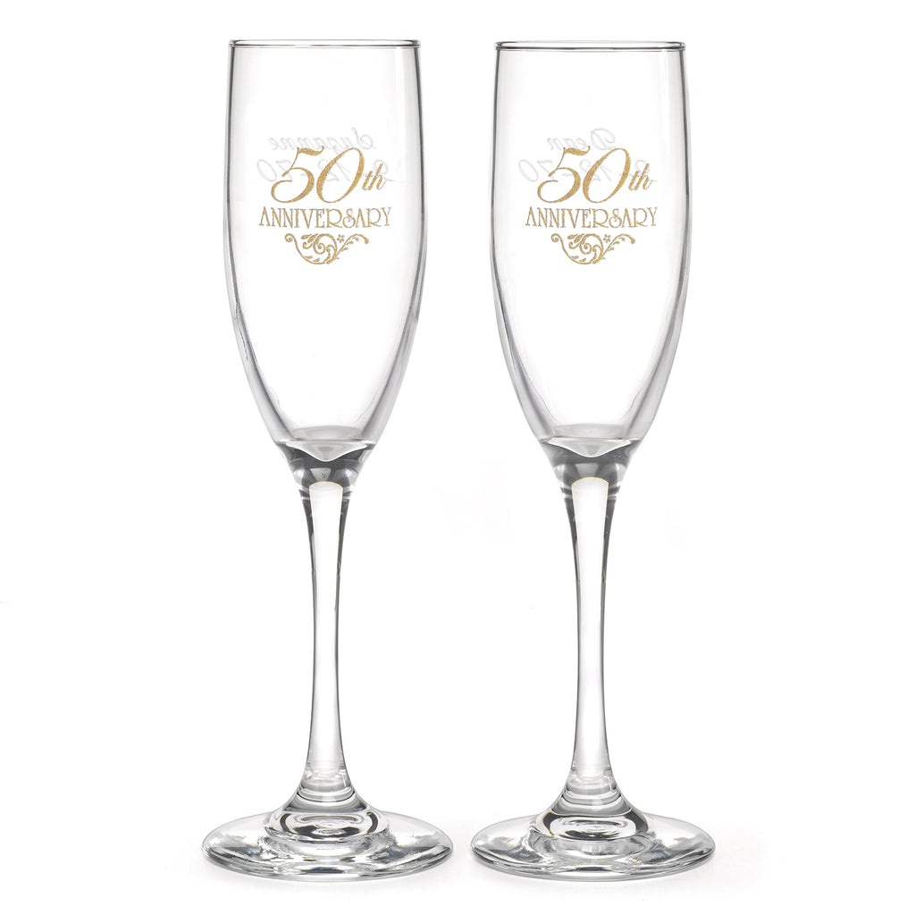 50th Anniversary Flutes
