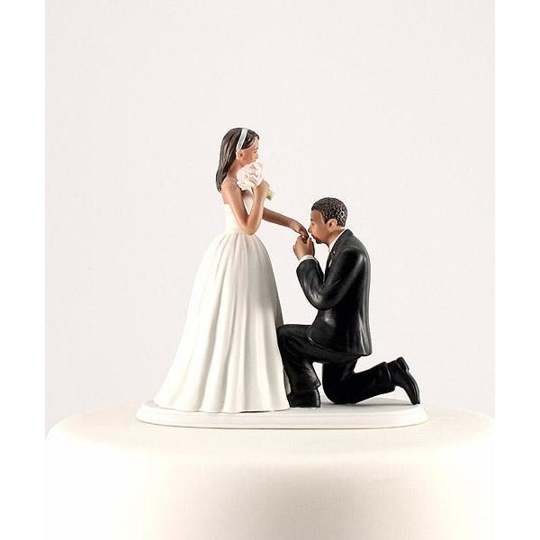 "A ""Cinderella Moment"" Figurine -Medium Skin Tone"