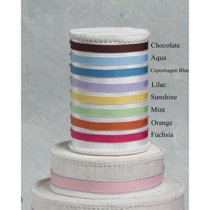 "Adorable ""Leg Pop"" Ribbon Accent Cake Topper- Custom Colors!"
