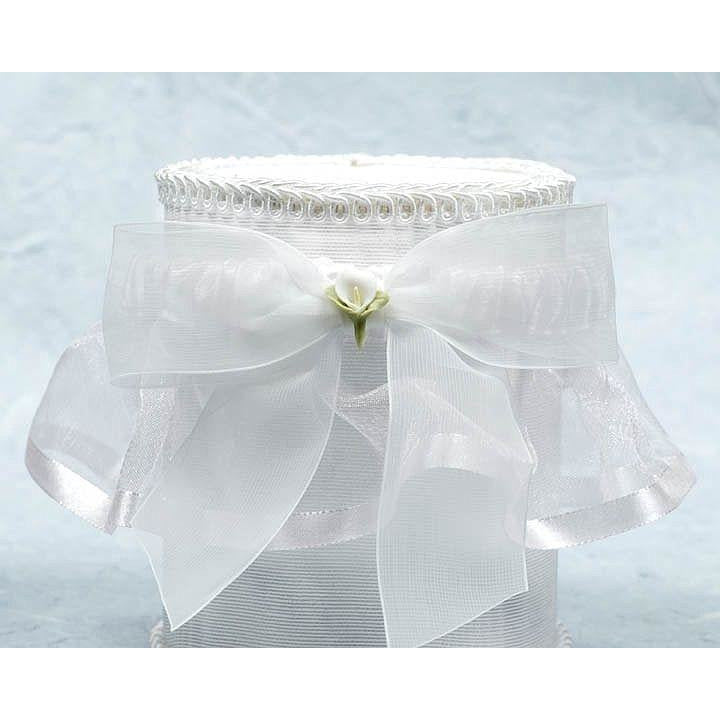 Calla Lily Bouquet Wedding Garter
