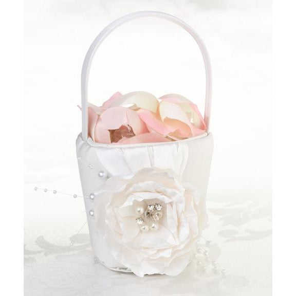 Chic & Shabby Flower Basket