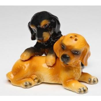 Cocker Spaniel Dogs Cake Topper Figurine