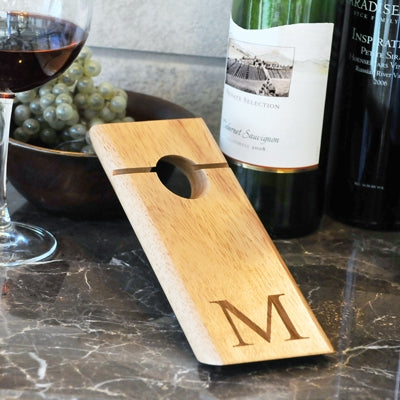 Counter Balance Wine Bottle Holder