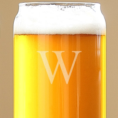 Craft Beer Can Glasses (Set of 4)