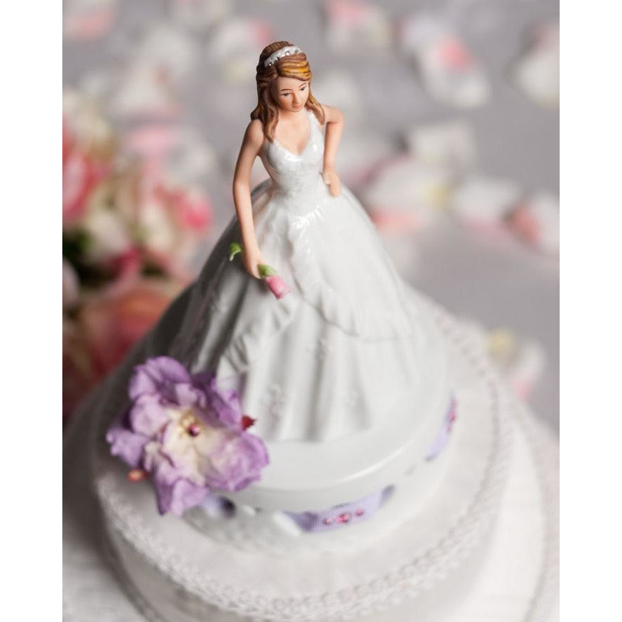 Crystal Quinceanera Cake Topper- Custom Colors!