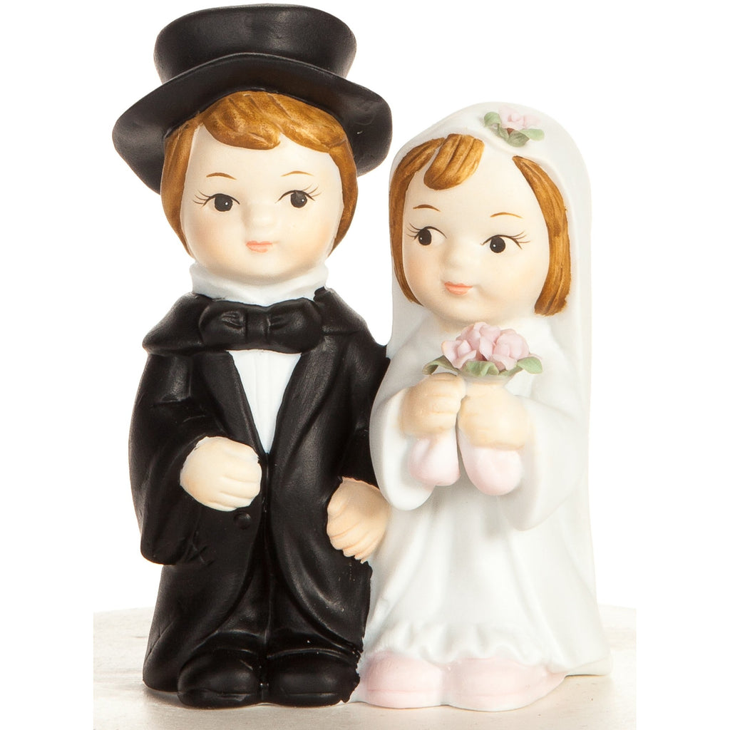 Cute Child Wedding Couple