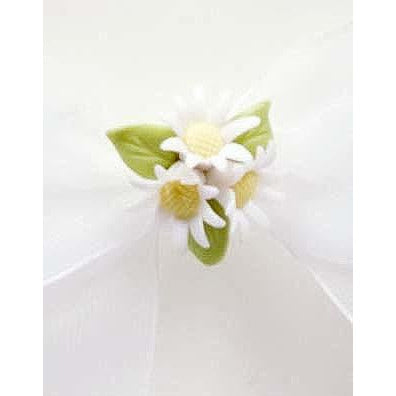 Daisy Bouquet Wedding Unity Candle Set