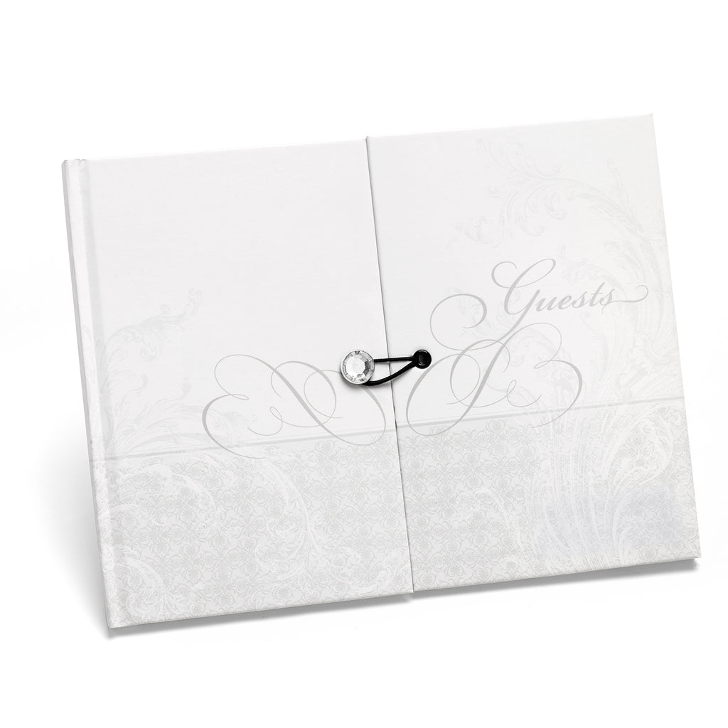 Gatefold Guest Book