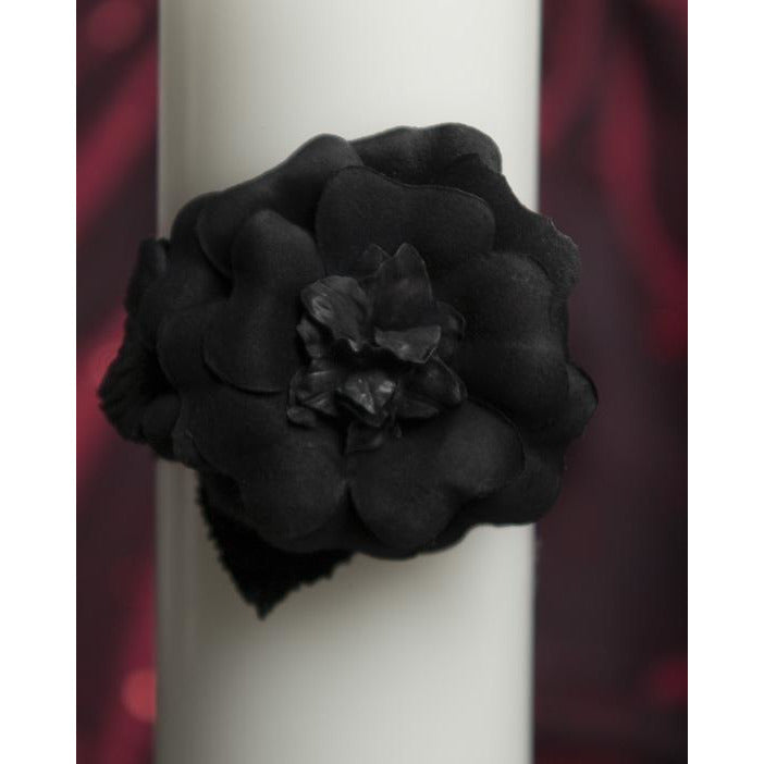 Gothic Romance Wedding Unity Candle Set