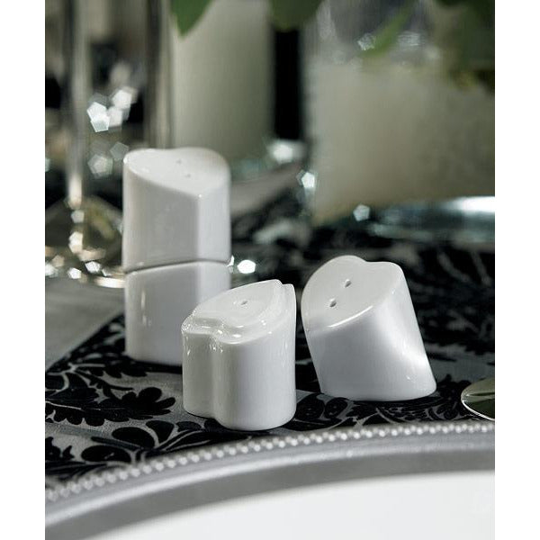 Heart to Heart Interlocking Salt & Pepper Shakers