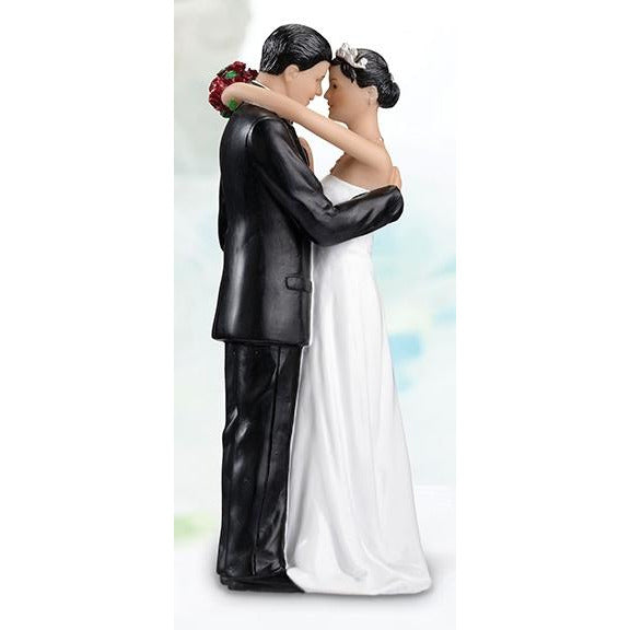Hispanic Couple Figurine