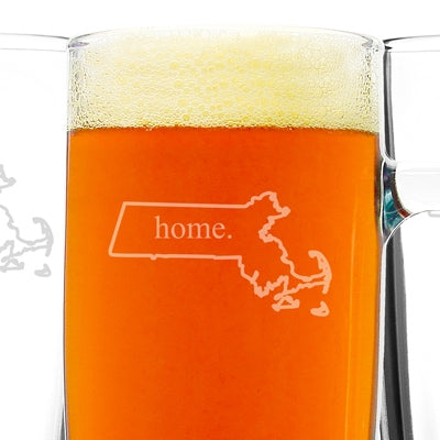 Home State Craft Beer Mugs (Set of 4)