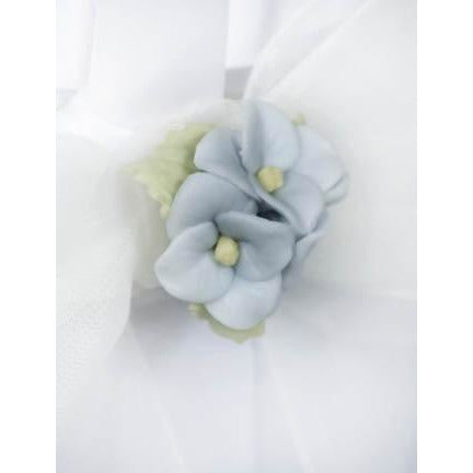 Hydrangea Bouquet Wedding Flowergirl Basket