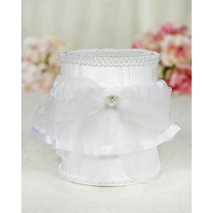 Hydrangea Bouquet Wedding Garter
