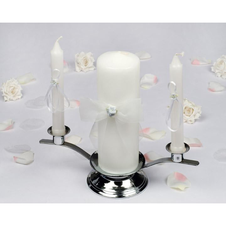 Hydrangea Bouquet Wedding Unity Candle Set