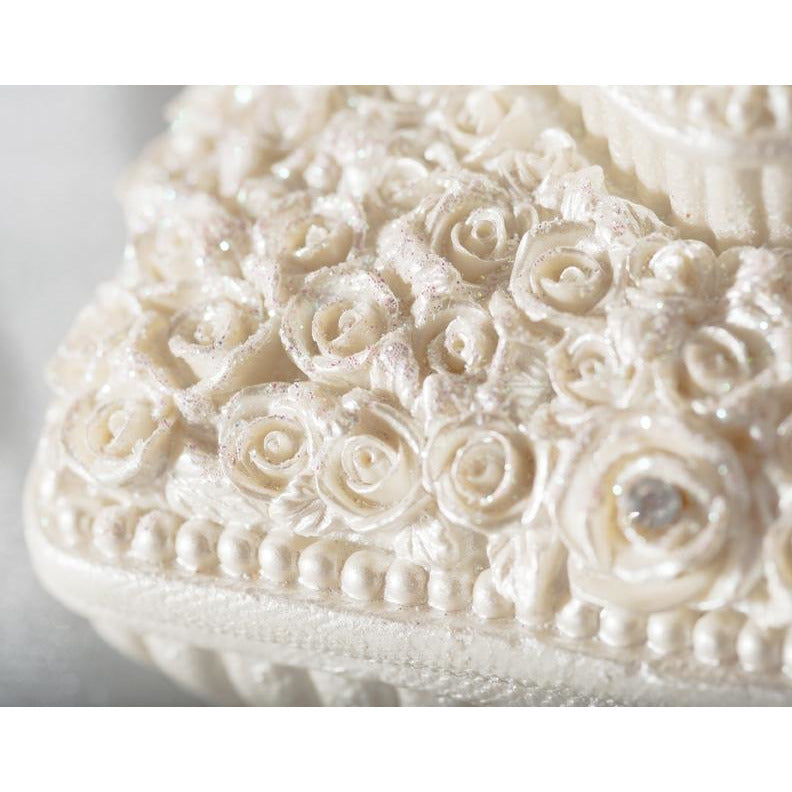 Ivory Rose Jewelry Jewelry and Ring Box