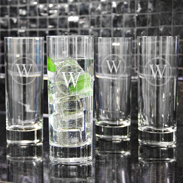 Mojito Cocktail Glasses (Set of 4)