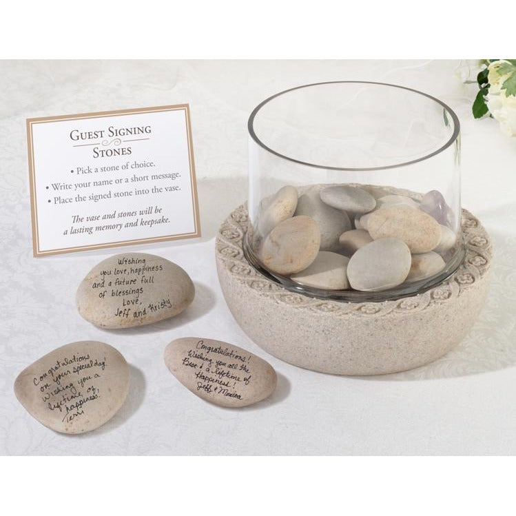 Natural Signing Stones