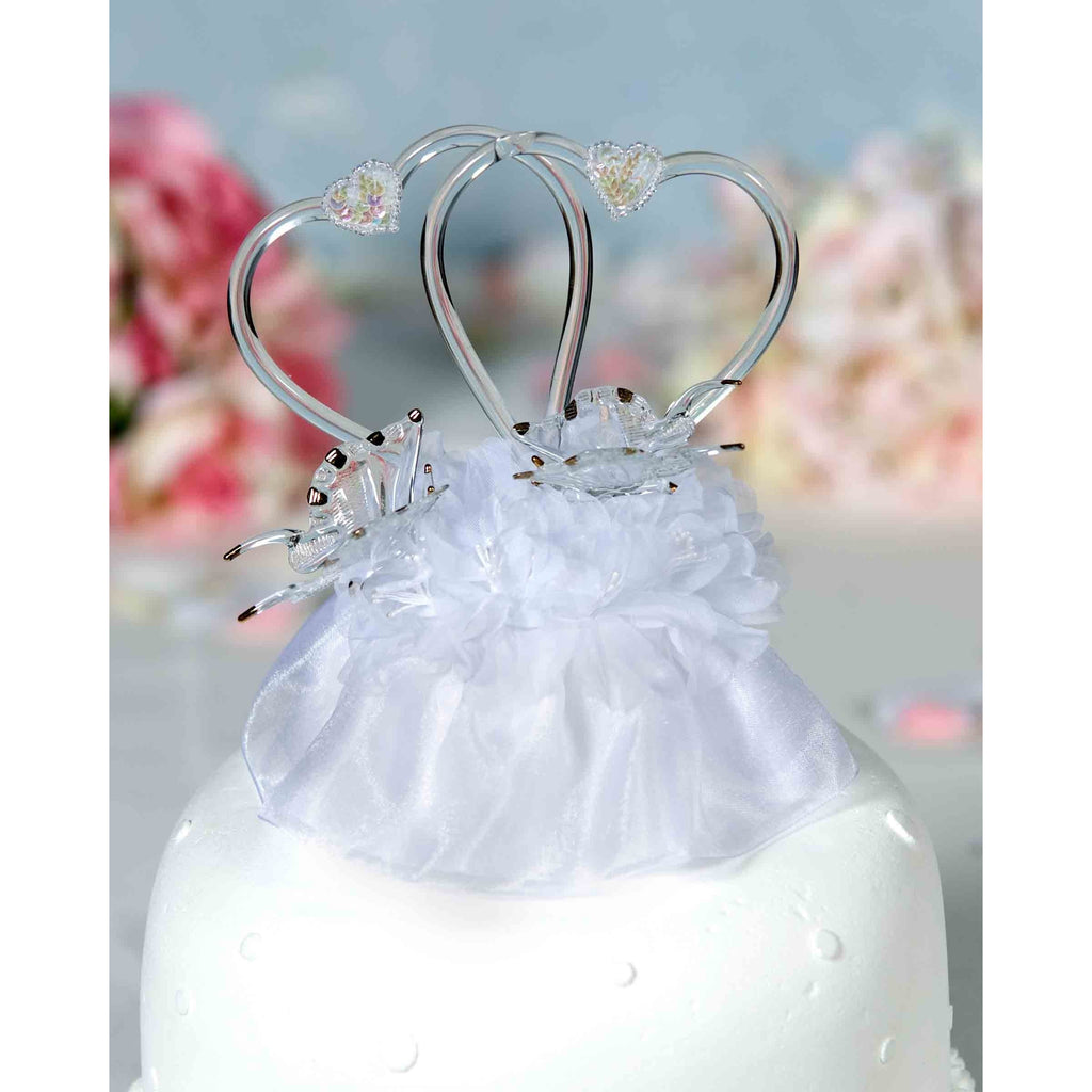 New Beginings Butterfly Cake Topper