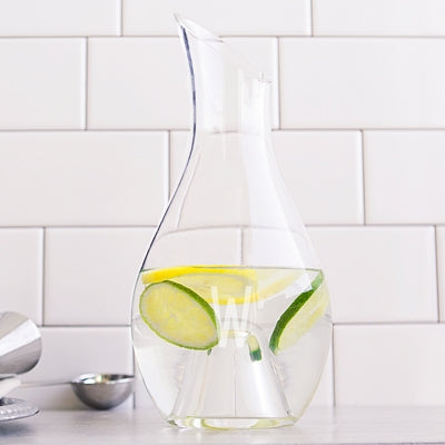 Personalized 30 oz. Contemporary Beverage Decanter