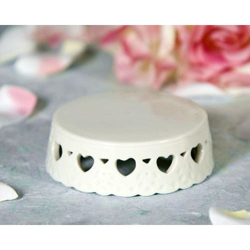 Porcelain DIY Cake Topper Base