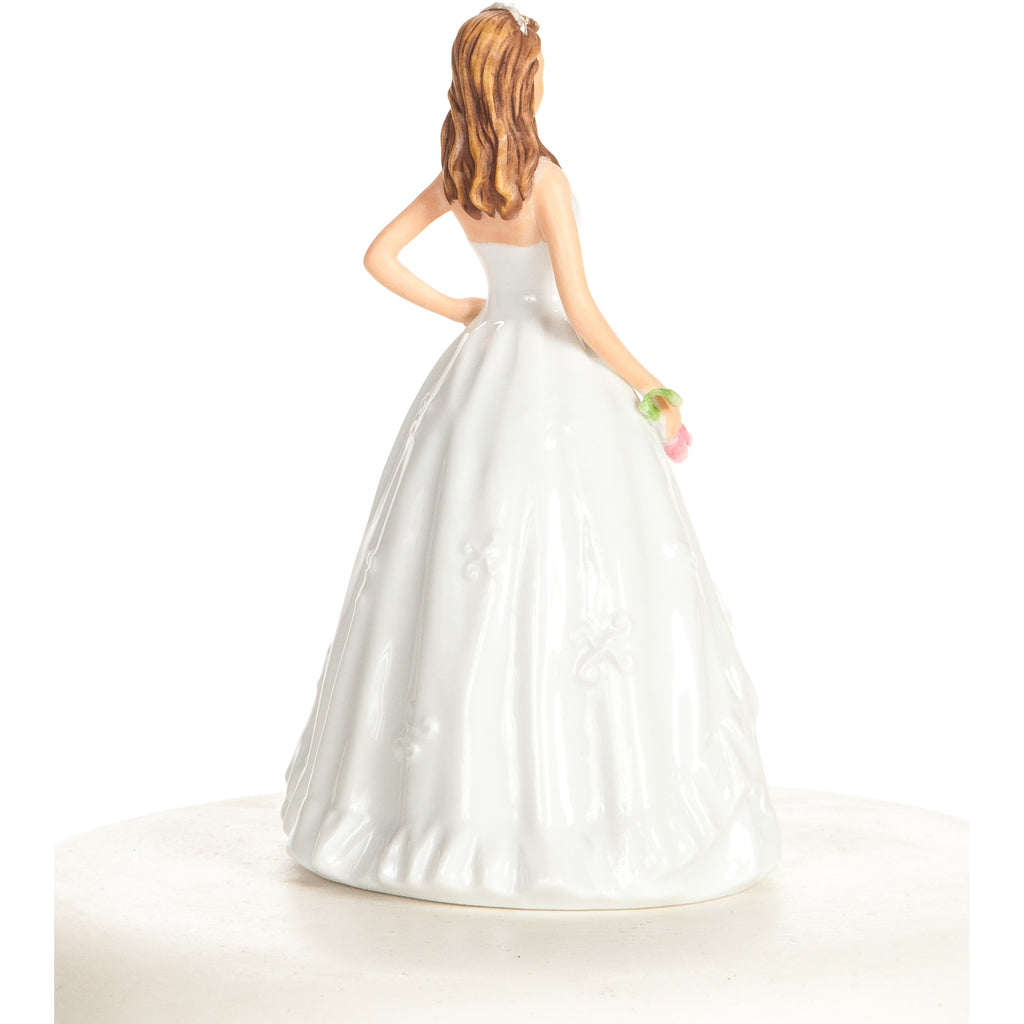 Porcelain Quinceanera & Sweet Sixteen Cake Topper Figurine