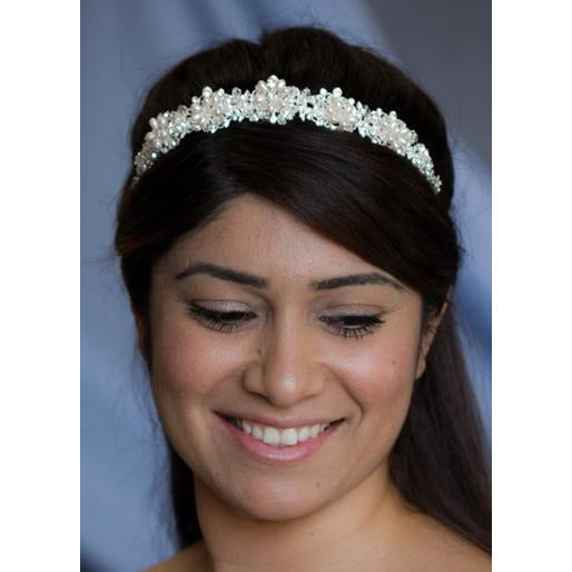 Pure Beauty Pearl Tiara