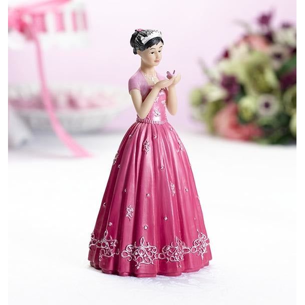 Quincenera Figurine