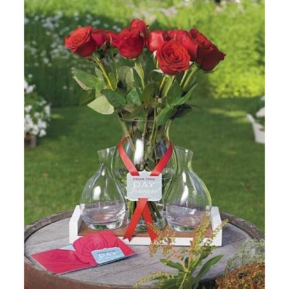 Red Rose Ceremony Set